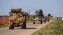 İDLIB - Türk-Rus ortak devriyesine bombalı saldırı