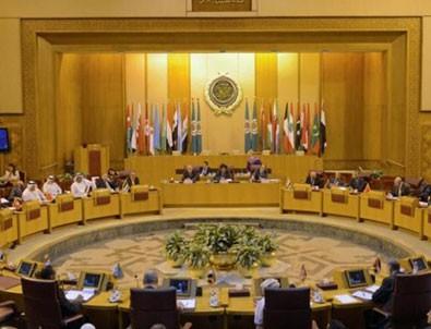 Türkiye'den ABD'nin maşası Arap Birliği'ne tepki!