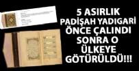 BILIRKIŞI - 5 asırlık Kuran-ı Kerim İngiltere'de ortaya çıktı!