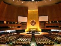 DIŞİŞLERİ KOMİSYONU - BM Genel Kurulu'na Türkiye damgası!