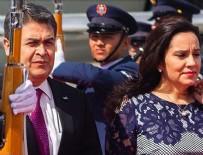 HONDURAS - Devlet başkanı ve eşi virüse yakalandı
