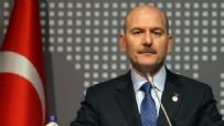 İNSANSIZ HAVA ARACI - İçişleri Bakanı Süleyman Soylu'dan son dakika açıklaması