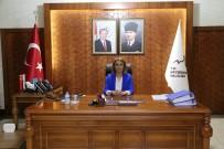 Nevşehir'in İlk Kadın Valisi İnci Sezer Becel Göreve Başladı