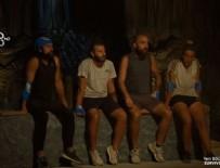 Survivor'da kim elendi, kim gitti?