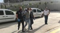 Halasını Başından Vuran Şüpheli Mısır Tarlasında Yakalandı