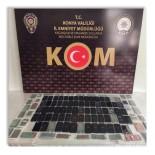 Konya'da Gümrük Kaçağı Telefon Ve Kaçak İçki Ele Geçirildi