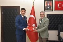Başkan Bıyık'tan Başkan Bozkurt'a Ziyaret