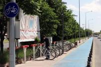 Bisiklet İstasyonları Tekrar Hizmet Vermeye Başladı