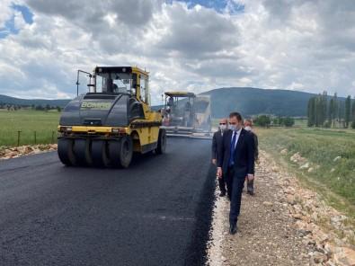 Kaymakam Arcaklıoğlu Açıklaması 'Köylerimize Hizmet Vermeye Devam Ediyoruz'