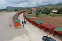 Lavanta Kokulu Köy Yeni Sezona Hazırlanıyor