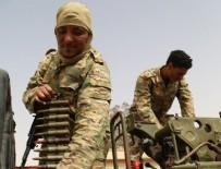 HAVA KUVVETLERİ - Libya'dan Mısır'a sert tepki: Bu apaçık savaş ilanıdır