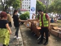 Tuzla Belediyesi Sınava Giren Öğrencileri İkramlar İle Karşıladı