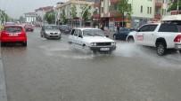 24 Saatte Düzce'ye 112.5 Kilogram Yağış Düştü