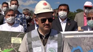 Bakan Pakdemirli Açıkladı Açıklaması 3 İlin Tarımsal Gelirini Arttıracak 'Baraj' Projesi