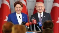 DENİZ YÜCEL - İYİ Parti ve CHP arasında yeni kriz: 'Sabrın da bir sınırı var'