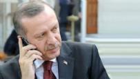 SÜLEYMAN SOYLU - Başkan Erdoğan'dan taziye telefonu