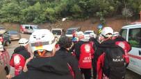 Bursa'da Selde Kaybolan 4 Kişiyi Arama Çalışmaları Devam Ediyor