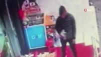 Cips Ve Dondurma Hırsızı Kamerada