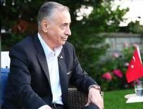 ANKARAGÜCÜ - Galatasaray Başkanı Mustafa Cengiz'den sert tepki