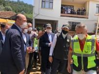 İçişleri Bakanı Süleyman Soylu Açıklaması 'Yaraların Sarılması İçin Gerekli Adımlar Atılıyor'