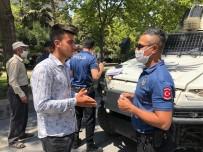 Mardin'de Maske Takmayanlara Ceza Yağdı