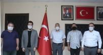 Altınkaynak'tan Başkan Bozkurt'a Ziyaret