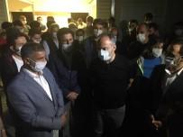 Bursa'da Sel Sularında Hayatını Kaybeden Aynı Aileden 4 Kişinin Cenazeleri Memleketlerine Gönderildi