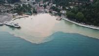 SAĞANAK YAĞIŞ - İstanbul Boğazı'na çamur aktı!