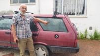Kastamonu'da Ceviz Büyüklüğünde Yağan Dolu, Araç Ve Evlere Zarar Verdi