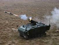KALIFIYE - Türk Silahlı Kuvvetlerine yerli füzeli Kaplan teslimatı başladı