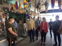 Vali Becel, Paşabağları Ve Zelve Açık Hava Müzesini Ziyaret Etti