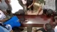 CENAZE - Koronavirüsten ölen kişinin tabutunu açtılar! Sonrasında çığlıklar havada uçuştu