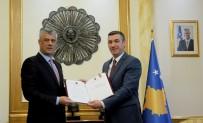 MECLIS BAŞKANı - Kosova Cumhurbaşkanı Thaçi hakkında savaş suçu işlediği gerekçesiyle iddianame