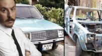 ADEM ÖZTÜRK - Şükrü Yıldız'ın arabası parça parça çalındı!