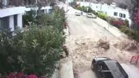 BODRUM BELEDİYESİ - Bodrum'da 9 yılda 2 bin 700 kez patlayan isale hattına tepki