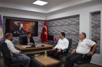 MHP Yönetimi, Sındırgı'da Temaslarda Bulundu
