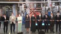 Bakan Varank İle Bakan Pakdemirli, Tuzla'da Enzim Fabrikası LIVZYM Biyoteknoloji'nin Açılışına Katıldı