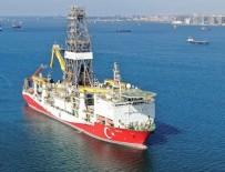 PAZAR GÜNÜ - Fatih sondaj gemisi Trabzon'dan ayrıldı!