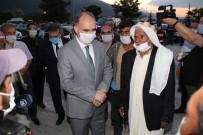 Konya Valisi Özkan Yaralı Tarım İşçilerini Ziyaret Etti