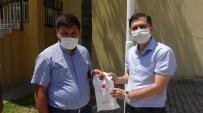 Sındırgı'da 65 Yaş Üstüne Maske Ve Kolonyalar Ulaştırıldı
