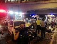 VATAN CADDESİ - Vatan Caddesi'nde feci kaza!