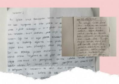 Covid-19'u yenen Sude'nin, koronavirüs hastalarına moral mektubu duygulandırdı