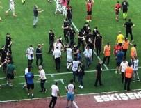 ESKIŞEHIRSPOR - Eskişehirspor küme düştü