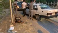 Şanlıurfa'da Trafik Kazası Açıklaması 5 Yaralı
