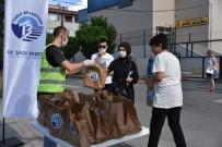 Tuzla Belediyesi, Sınav Sabahı Öğrenci Ve Aileleri Yalnız Bırakmadı