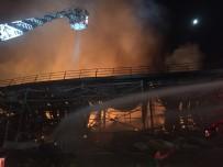 Vali Elban Açıklaması 'Yangın Kontrol Altına Alındı'