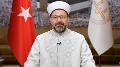 Diyanet İşleri Başkanı Ali Erbaş duyurdu! Diyabet'ten yeni karar