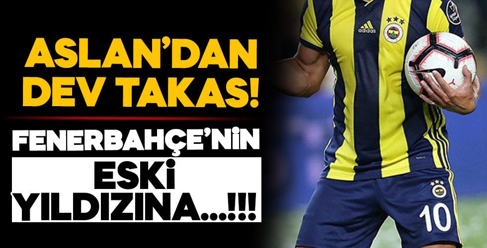Galatasaray'dan dev takas!