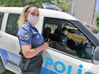 Manyas'ta Maske Takmayanlara Ceza Uygulaması
