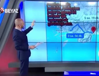 Erkan Trükten önce Bingöl ardından da Muğla depremini bildi
